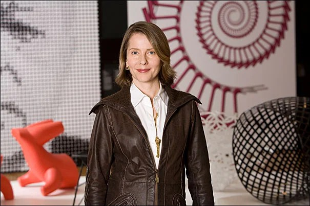 Paola Antonelli, senior curator of architecture and design and director of R&D at the Museum of Modern Art, New York, will lead a discussion on Tuesday at the Graduate School of Design.