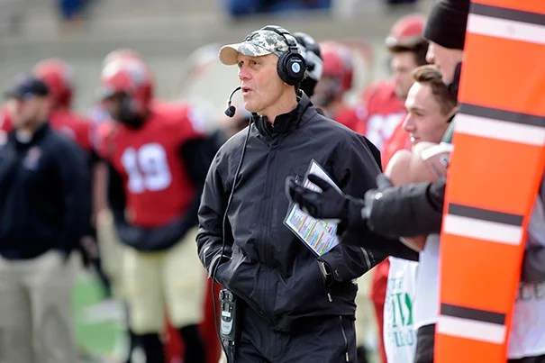 In recent years, neuroscientists have found chronic traumatic encephalopathy and other persistent, debilitating brain injuries in former players. In response, Crimson football coach Tim Murphy and his fellow Ivy League head coaches voted last week to eliminate full-contact practices.