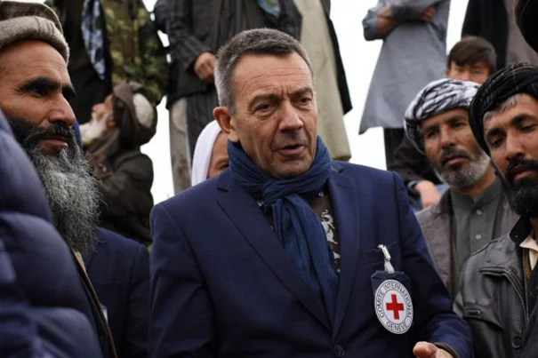 Peter Maurer will receive the inaugural Elisabeth B. Weintz Humanitarian Award at Harvard on Tuesday. As president of the International Committee of the Red Cross, he has been actively engaged in access negotiations in Somalia, Syria, Ukraine, and Yemen.