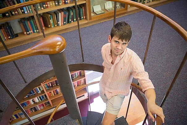 """Rather than be concerned how recruiters or graduate school admissions committees might interpret a humanities concentration, I began to recognize its inherent value,"" says Matthew DeShaw '18."