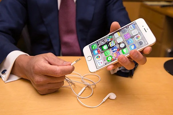"""Apple is """"trying to make the tradeoff so they can deliver the product that you didn't know you really wanted,"""" says Professor Woodward Yang."""