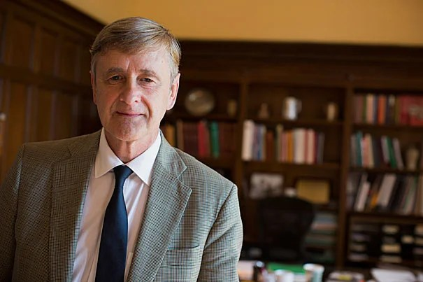 """Many of the changes the [Harvard Divinity] School has gone through have been driven by students, and this will continue,"" said Divinity School Dean David Hempton. HDS is marking its bicentennial."