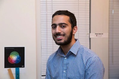 Government concentrator Omar Khoshafa '17 used his Presidential Public Service Fellowship to work under Cambridge City Councilor Nadeem Mazen and others at Jetpac Resource Center to develop his talents as a faith-based community organizer.