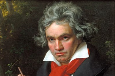 Beethoven's Ninth Symphony has found new life in the digital age, the subject of a work in progress by Alex Rehding, Fanny Peabody Professor of Music, which examines the deeper analyses and unique reinterpretations enabled by modern technology.