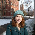 The paths of Harvard Yard are as familiar to Hana Connelly '17 as any street in her hometown of Cambridge, but she found that walking through the gates as a visitor and as a student are very different experiences.
