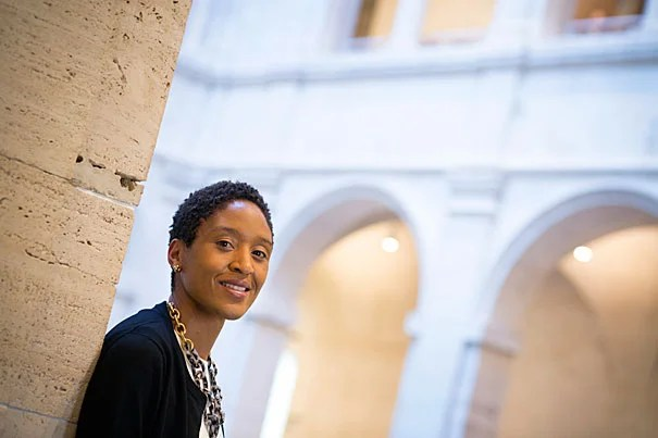 """What drew me to the job was that this is a teaching museum, and there is a collaborative nature to its curatorial and educational programming,"" said Makeda Best, who was recently named the Harvard Art Museums' Richard L. Menschel Curator of Photography."
