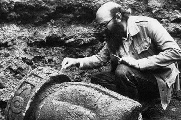 unearthing the secrets of the aztecs harvard gazette