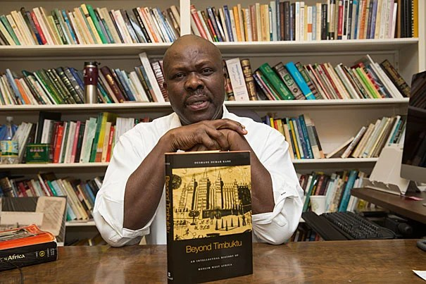 "Ousmane Kane, Prince Alwaleed Bin Talal Professor of Contemporary Islamic Religion and Society, will discuss his book on April 3. ""Beyond Timbuktu: An Intellectual History of Muslim West Africa"" examines the cultural and philosophical influence that West African Muslims had on the religion as a whole."