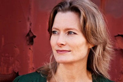 """""""My first draft of 'Manhattan Beach' was 30 legal pads, handwritten. That was rough. Typing it was dreadful,"""" said Pulitzer Prize winner Jennifer Egan of her forthcoming novel. Egan will join fellow novelist Claire Messud on Monday as part of the Mahindra Humanities Center's Writers Speak series."""