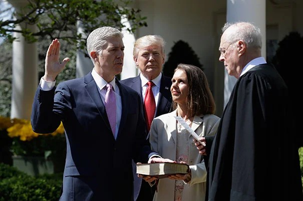 Former New Hampshire Senator Kelly Ayotte talks to the Gazette about her efforts to get controversial Supreme Court nominee Neil Gorsuch confirmed.