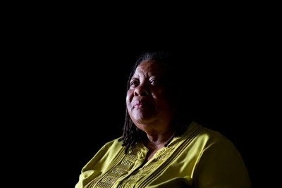 """Ahead of her talk at Harvard Divinity School, Ruby Sales, civil rights icon and founder and director of The SpiritHouse Project, spoke to the Gazette about the fight for racial equality in the U.S. """"Even in the face of challenges, there are reasons for hope. Freedom must be seen as a constant struggle. We don't have to give in to despair."""""""