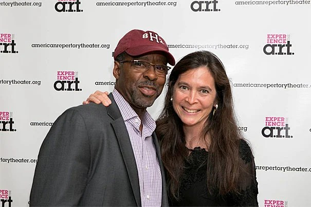 """Actor Courtney B. Vance '82 will take part in """"A Celebration of Harvard Artists"""" on April 28 at Sanders Theatre at 8:30 p.m. Diane Paulus '88, artistic director of the American Repertory Theater, will direct the production that will feature an ensemble cast that includes Harvard alumni and current students."""
