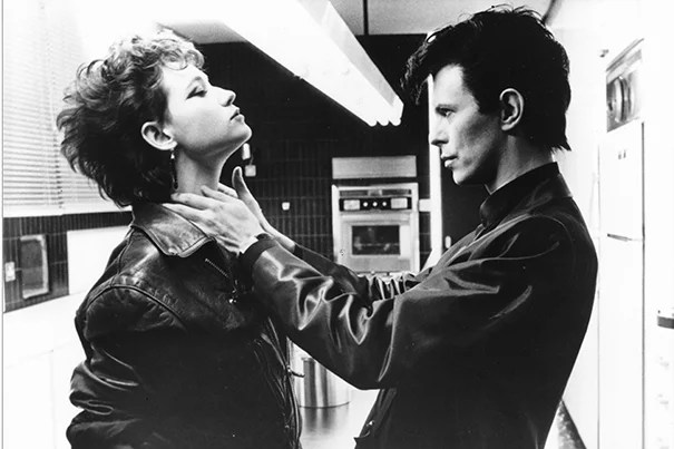 """The Harvard Film Archive will spend Labor Day weekend showing a marathon of cult vampire movies, including  """"The Hunger,"""" starring Susan Sarandon and David Bowie."""