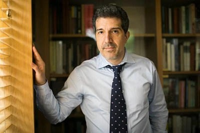 George Andreou, who took the helm as director of the Harvard University Press in September, has big plans for bringing it into the digital age.