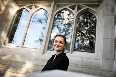 Harvard Divinity School Assistant Professor Michelle Sanchez