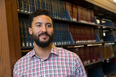 Julian SpearChief-Morris is the first indigenous president of the Harvard Legal Aid Bureau, the country's oldest student-run organization providing free legal services, in its 104 years.