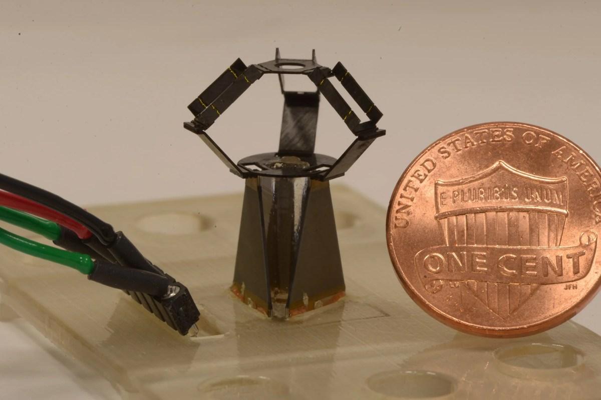 Origami-inspired robot