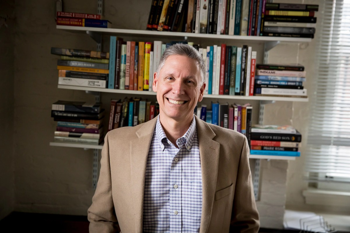 "Philip Deloria has joined Harvard's history department as the School's first tenured Native American professor. Department chair Daniel Lord Smail lauded the Dakota descendant as ""hands-down the leading authority in Native American history."""