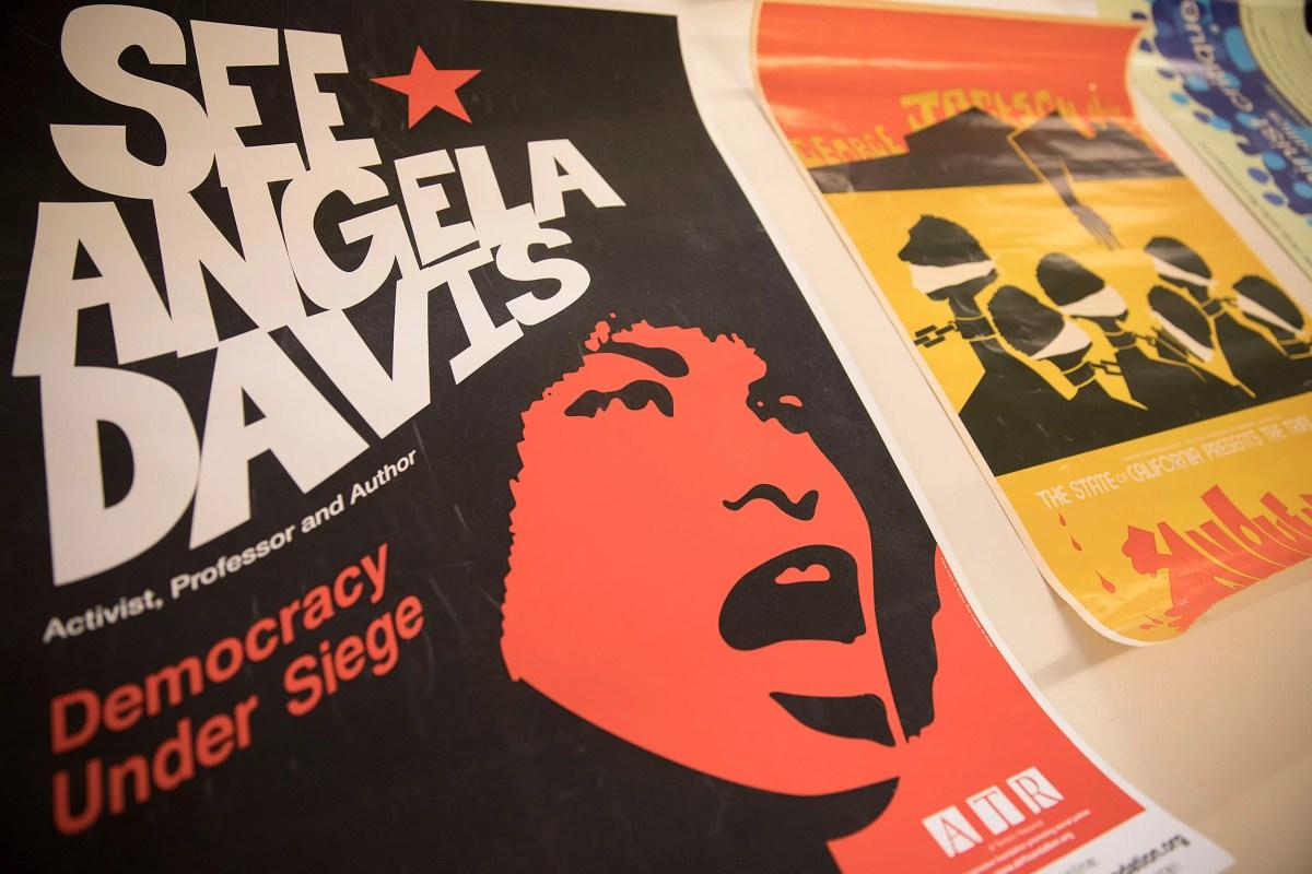 Angela Davis Including Art