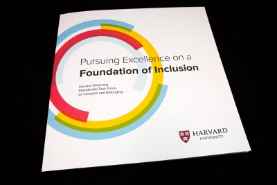The final report on the Taskforce on Inclusion and Belonging