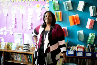 """With Mind Matters we're able to give parents really specific tools that they're then able to utilize with their kids,"" said Fletcher Maynard Academy principal Robin Harris"