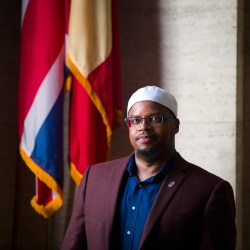 Questions, answers with Harvard's Muslim chaplain