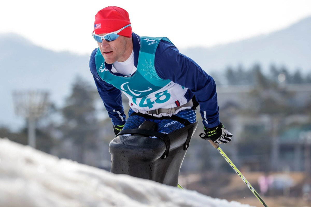 """I did draw upon the classes that I have taken at the [Harvard] Divinity School to help get me get in this mental space that I felt like would be ideal for performance, and I think it really worked,"" said Daniel Cnossen, who won six medals in the 2018 Winter Paralympic Games in South Korea."