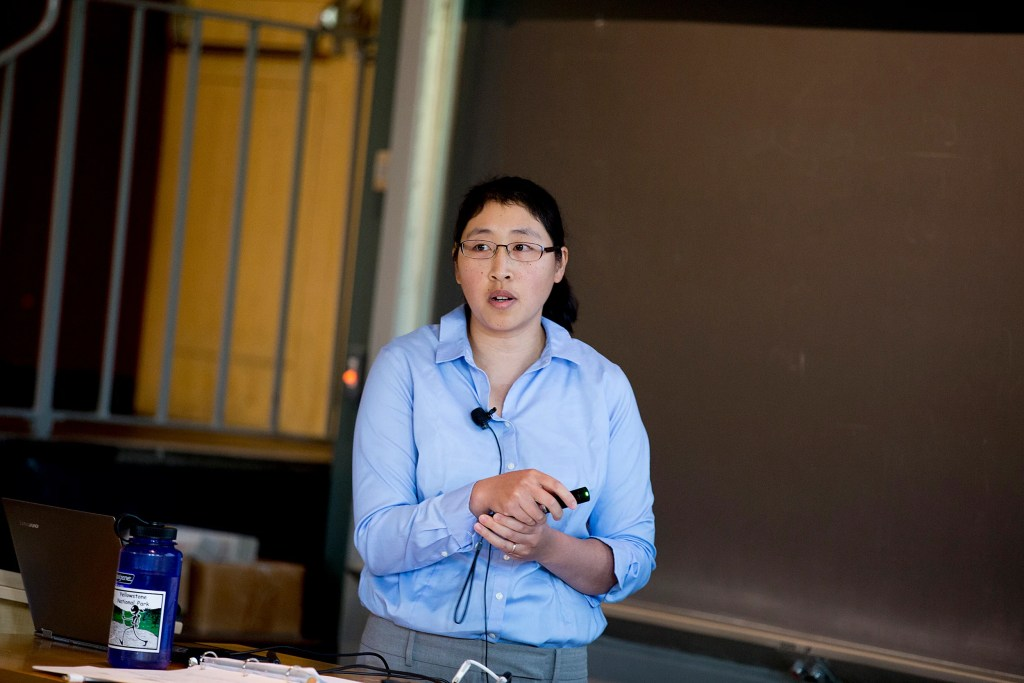 Assistant Professor of Chemistry Kang-Kuen Ni