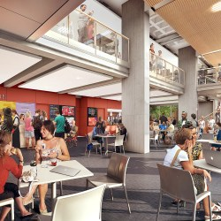 Smith Campus Center opens in fall, making spaces for shaping community