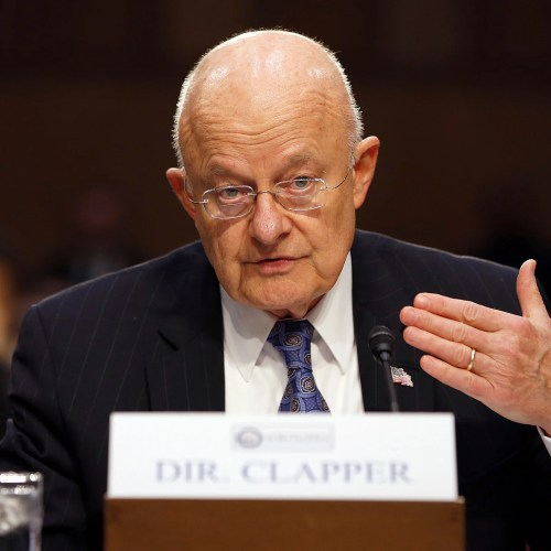 Former Director of National Intelligence James Clapper says he felt compelled to speak out about President Trump and the investigation into Russia's interference in the 2016 election.