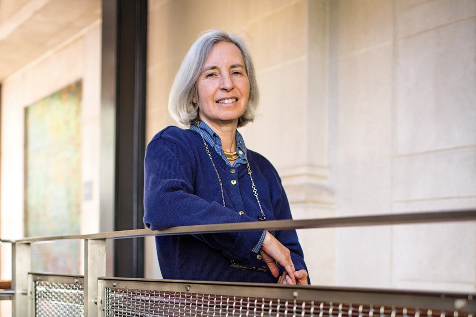Harvard's Martha Minow named University Professor