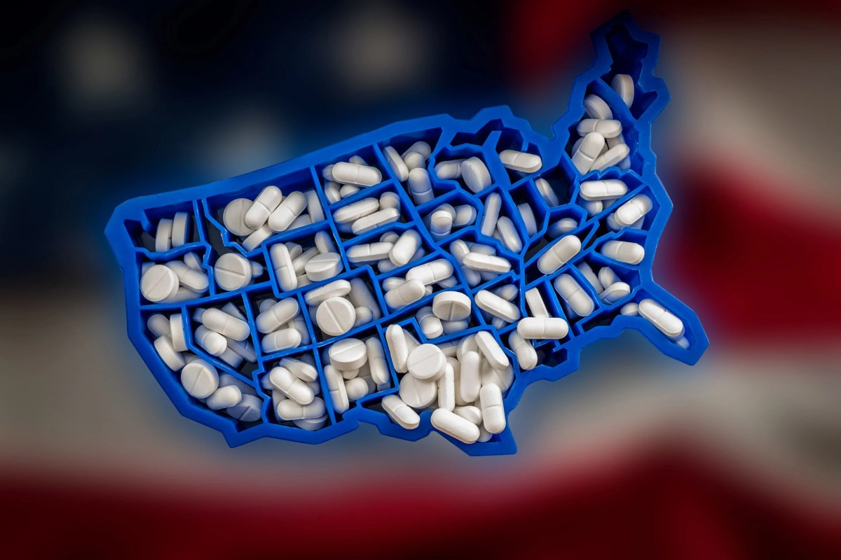 A Harvard study uses congressional districts to determine the rate at which opioid prescriptions are issued.  The findings come amid a national opioid epidemic.