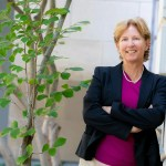 """Cynthia Friend, who recently received a multimillion dollar grant from the U.S. Department of Energy, is well positioned to help """"change the face and carbon footprint of the chemical industries sector."""""""