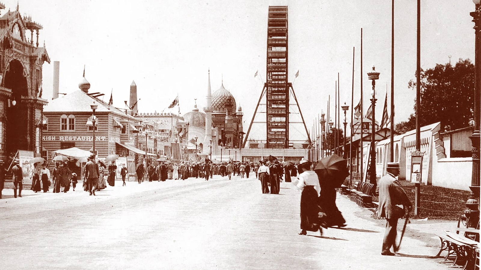 Firsts From the 1893 World's Fair – Dusty Old Thing |Worlds Fair 1893