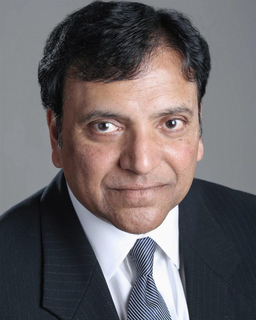 Co-chair Anupam Agarwal M.P.H. '05