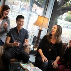 Funny or creepy? MetaLab researcher creates sitcom-like experience