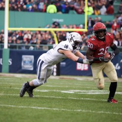 Harvard beats Yale 45-27 in 135th playing of The Game