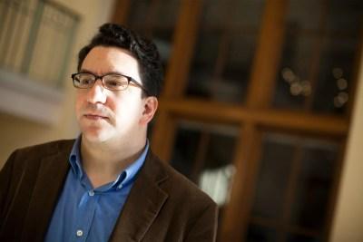 Assistant Professor of English Derek Miller