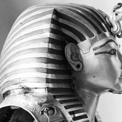 Scholar speaks at Harvard on how images helped shaped legend of King Tut