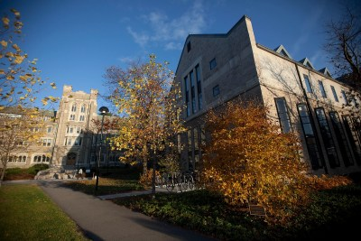 Andover Hall at the Harvard Divinity School