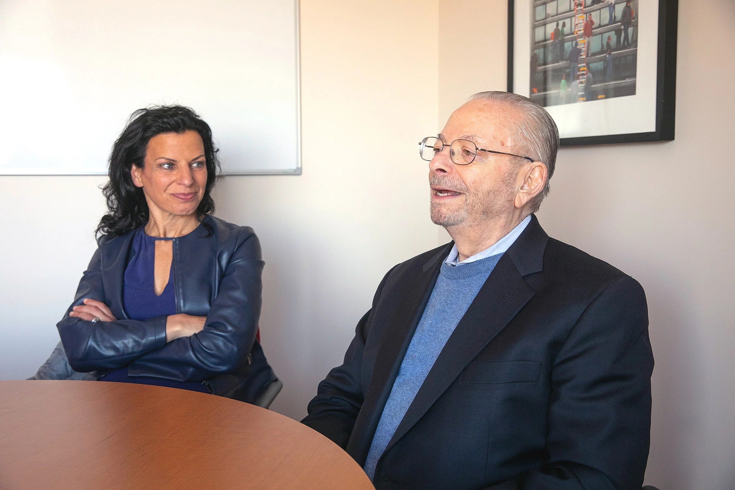 Harvard's Barry Bloom and Juliette Kayyem discuss measles outbreak