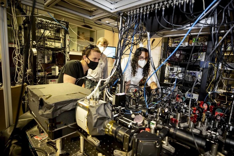 Físicos liderados por Harvard hacia la computación cuántica