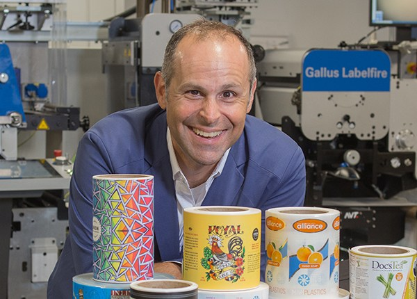 Printers' Impact: Hub Labels Sees Influx of New Jobs in Response to COVID-19