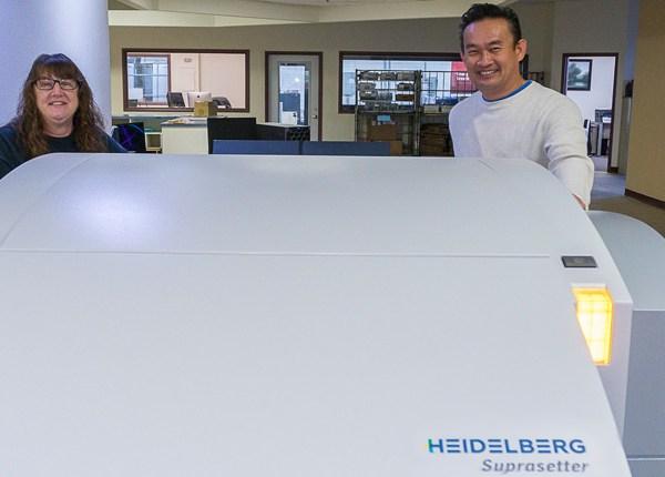 West Press Adds UV Capabilities, Cuts Makereadies by 80% with Heidelberg Speedmaster XL 75