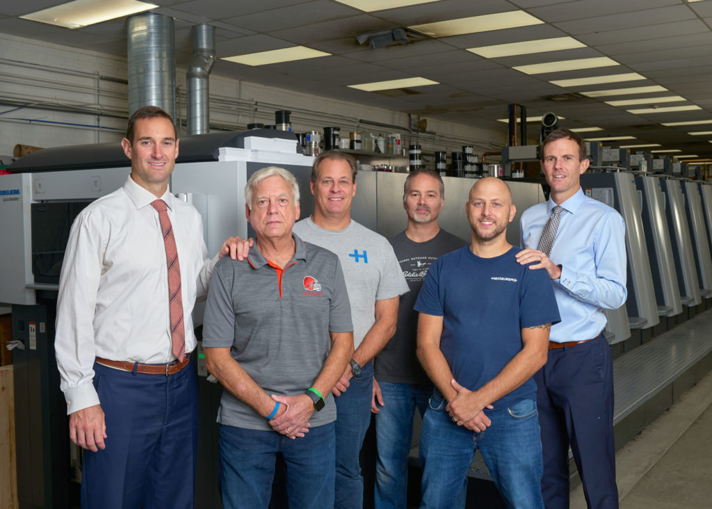 Cleveland Menu Takes Synthetics Printing to Next Level with Speedmaster XL 75s from Heidelberg