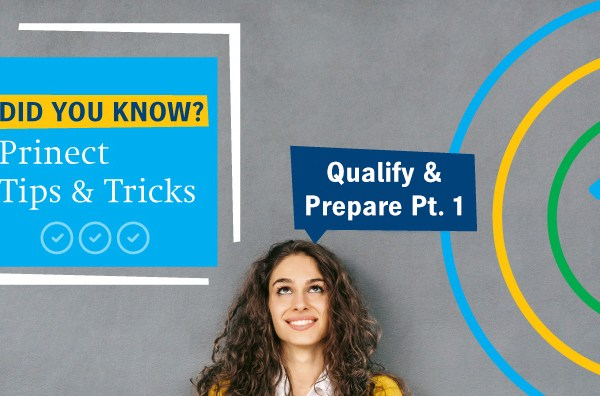 """""""Did You Know"""" – Qualify and Prepare Part 1"""