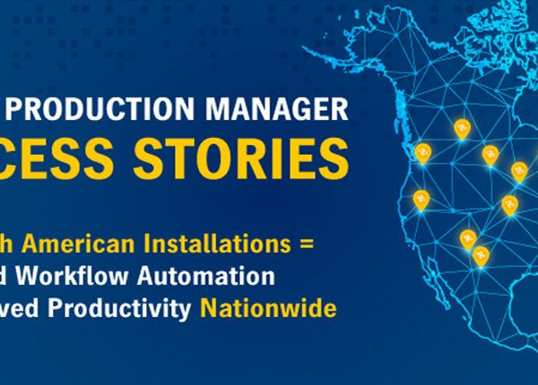 U.S. Customers Reaping Benefits of Heidelberg's Prinect Production Manager with Over 200 North American Installations