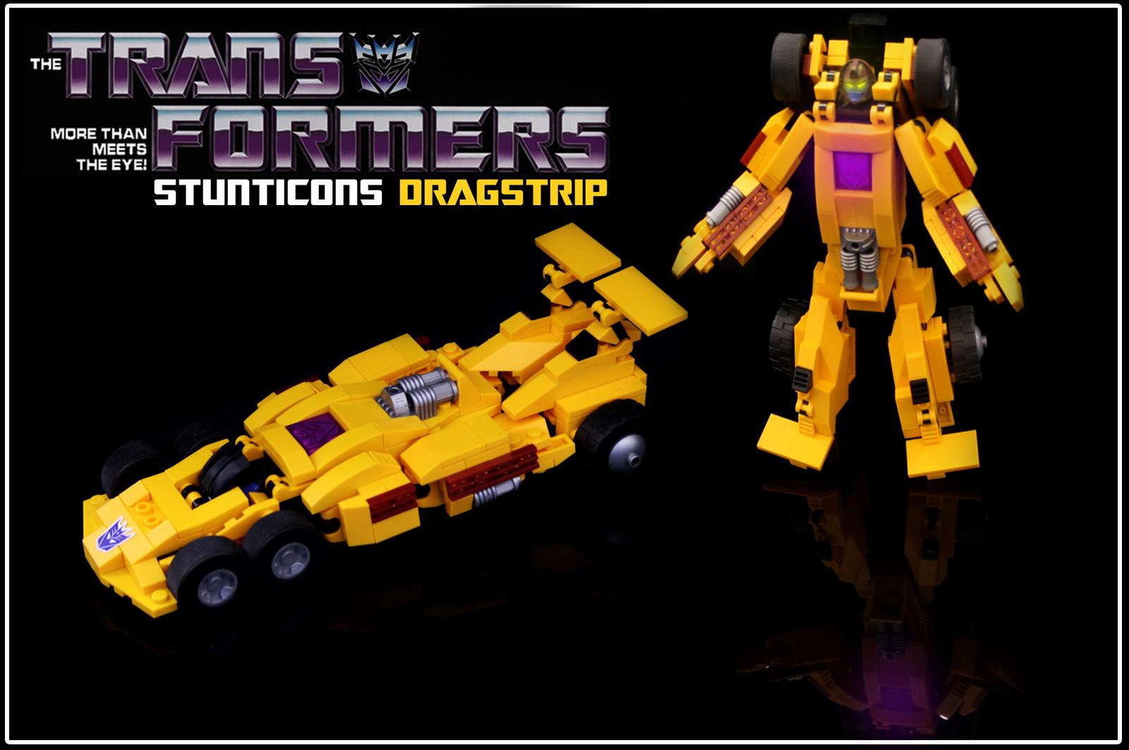 Kre O Transformers G1 Rolling Thunder By Alexander Jones AKA OrionPax