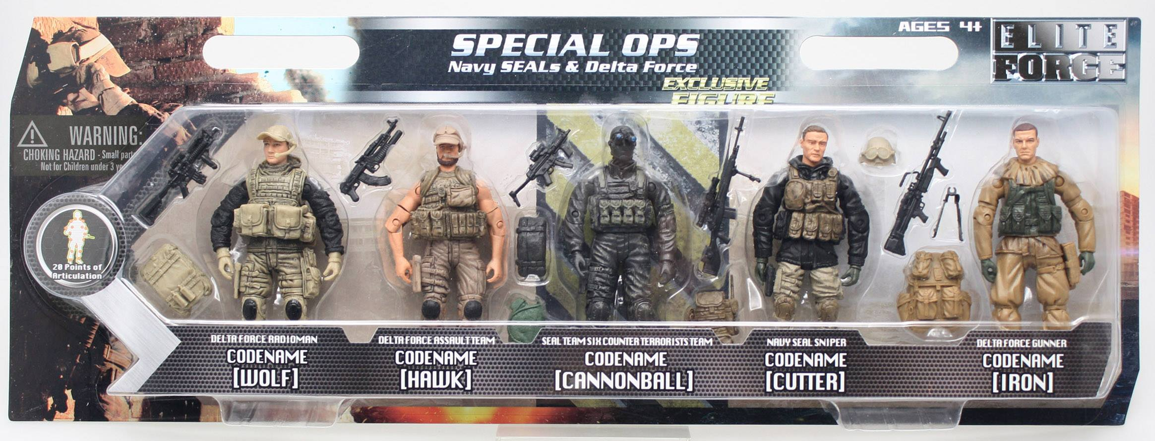Military Toys Elite Force 1 18 : Elite force action figures for arc d b r c racing
