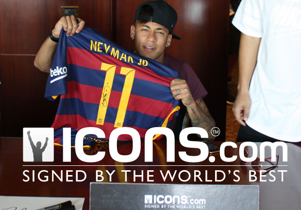 Neymar-Jr-Signing-Session-Icons